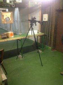 AR-15 Hera Arms Dreibein-Stativ 25