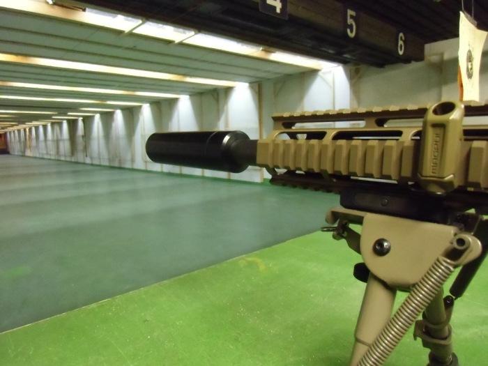 AR-15 Hera Arms Kompensator 3