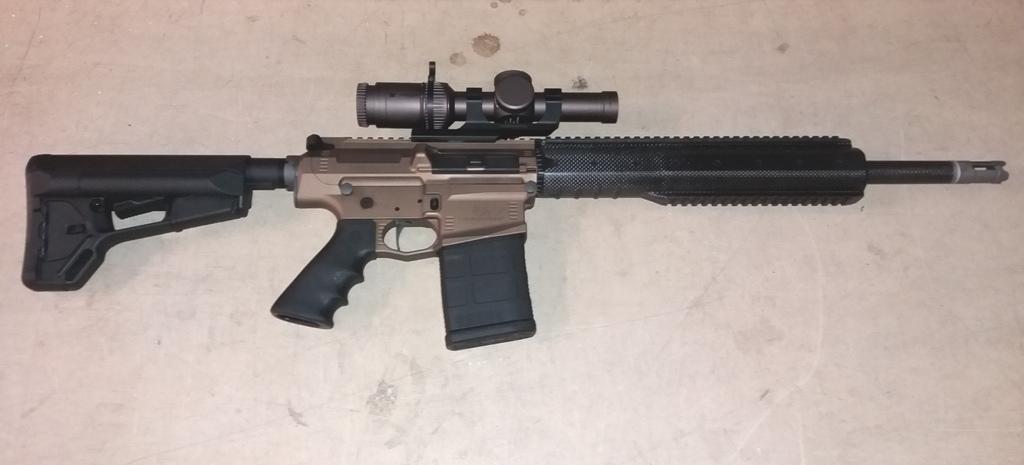 Christensen Arms CR-10 01