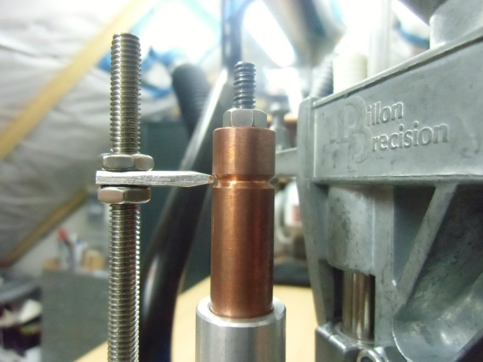 Dillon XL650 Powder Check 10