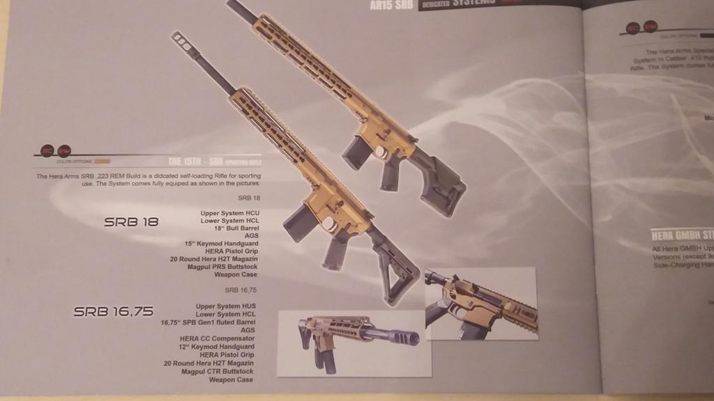 Hera Arms Katalog 2016 SRB