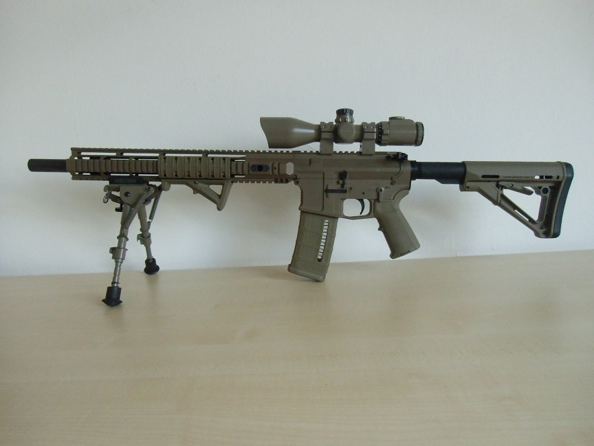 HERA Arms the 15th FDE UTG ZF 1