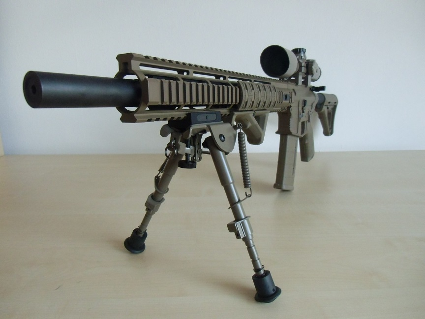 HERA Arms the 15th FDE UTG ZF 3