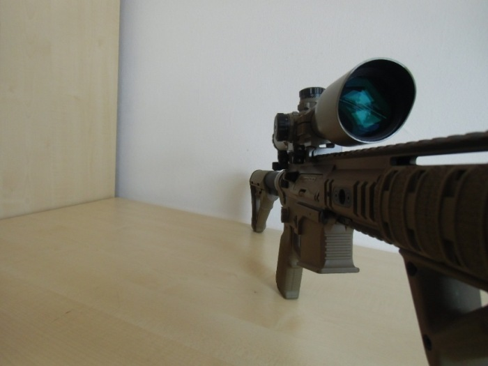 Kamerahalterung Picatinny 12