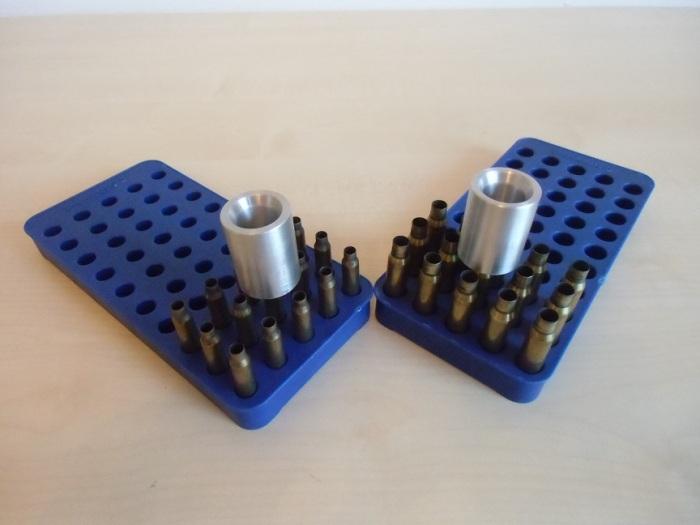 Pulvertrichter 556 und 308 2