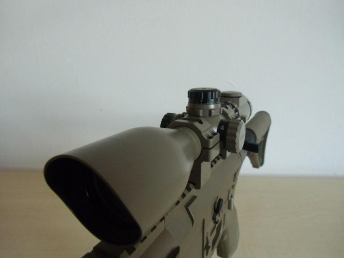 UTG SWAT 3-12x44 ISO
