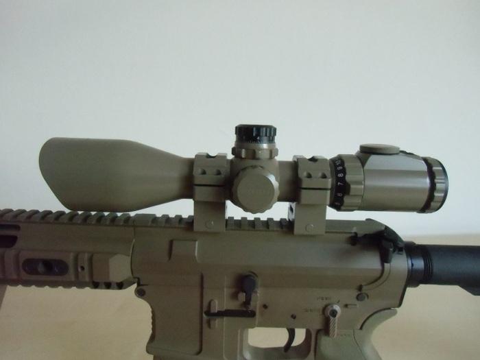 UTG SWAT 3-12x44 Left