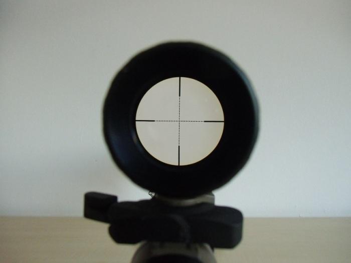 UTG SWAT 3-12x44 Reticle