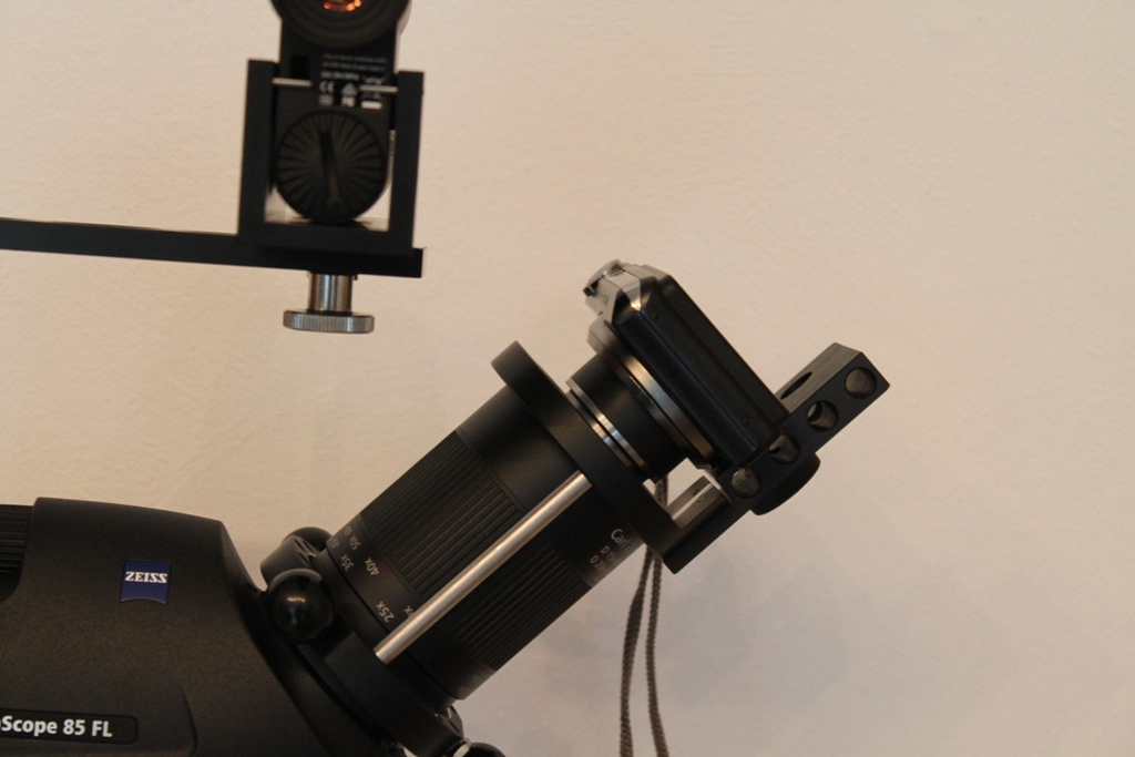 Swarovski Entfernungsmesser Usa : Swarovski ds p zielfernrohr im test livingactive