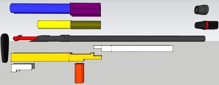 rem700-schaft-7-zerlegt